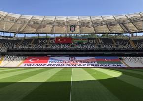 Beşiktaş: Tək deyilsən, Azərbaycan