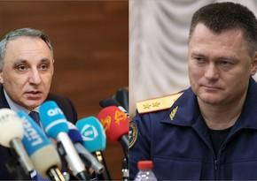 General Prosecutors of Azerbaijan, Russia had telephone conversation