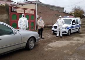 17 nəfər koronavirus xəstəsinə cinayət işi başlanlıdı