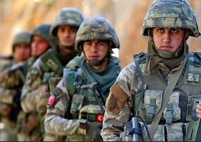 Турецкие военные саперы прибыли в Азербайджан