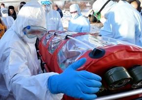 Ermənistanda son sutkada koronavirusdan 7 nəfər ölüb