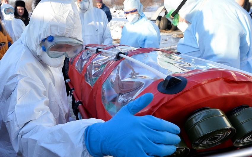 ÜST: Avropada koronavirusa yoluxma halları yenidən artmağa başlayıb