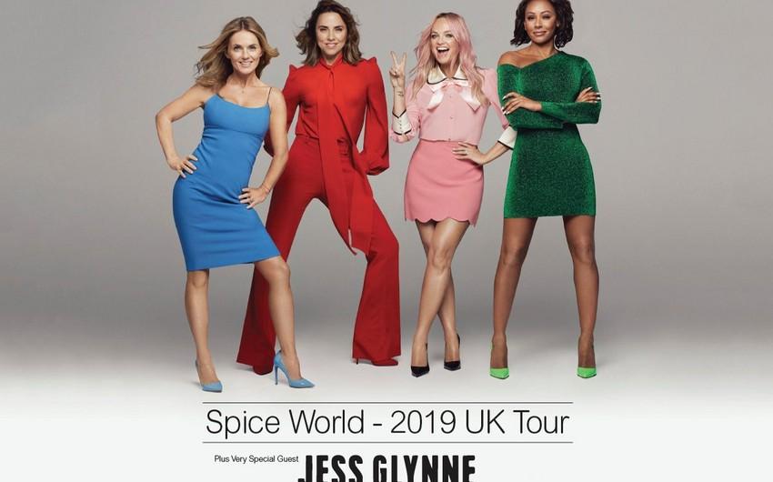 Группа Spice Girls сообщила о воссоединении и турне в 2019 году