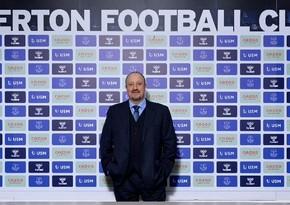 Rafael Benites Evertonun baş məşqçisi oldu