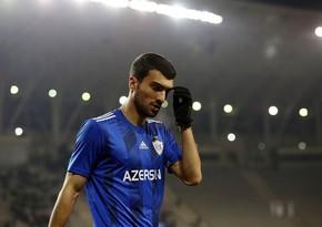 Махир Эмрели не смог стать лучшим бомбардиром чемпионата Азербайджана
