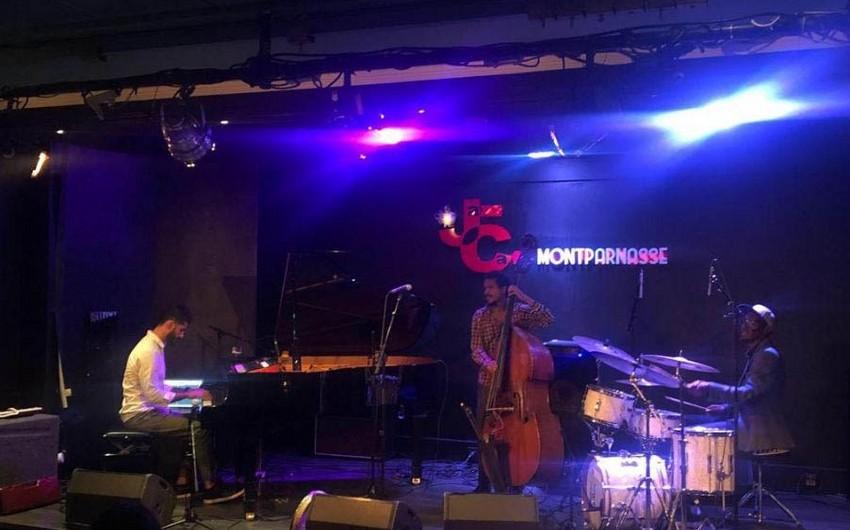 Azərbaycanlı musiqiçi Parisdə konsert verib