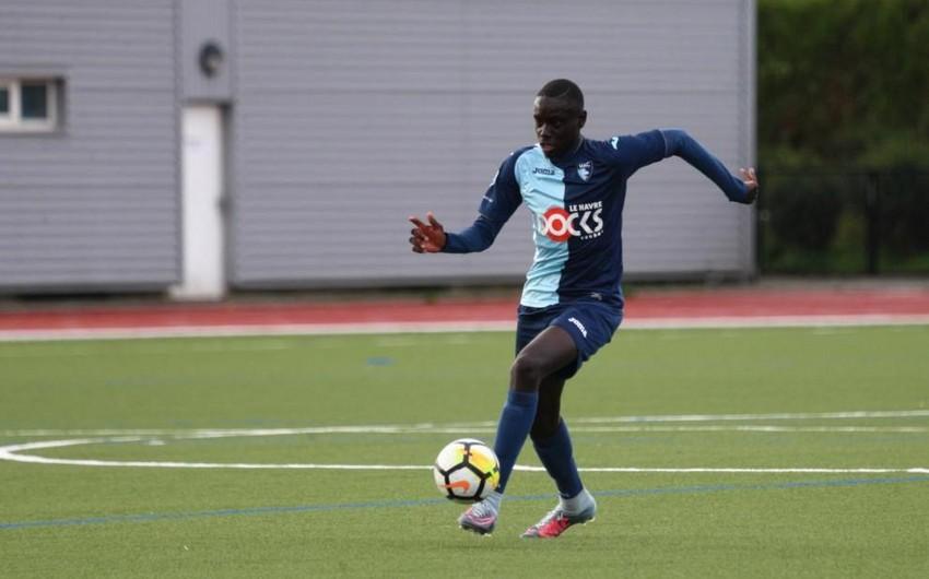 Fransa klubunun 18 yaşlı futbolçusu vəfat edib