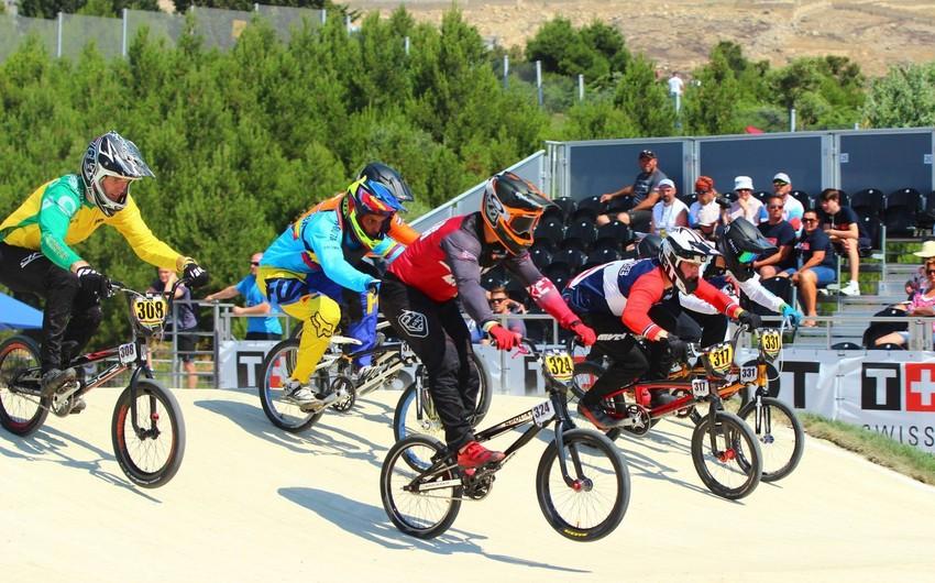 Bakıda keçirilən BMX üzrə dünya çempionatının təsnifat yarışları təxirə salınıb