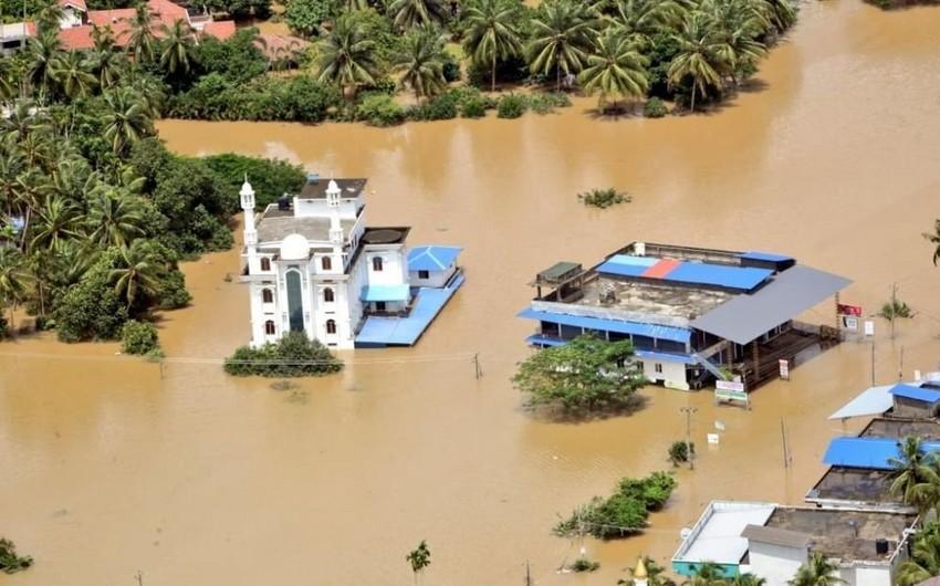 Təbii fəlakət nəticəsində Hindistanda son iki gündə 58 nəfər ölüb