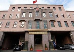 Türkiyə MN Bakının işğaldan azad olunmasının 103-cü ildönümü münasibətilə paylaşım edib