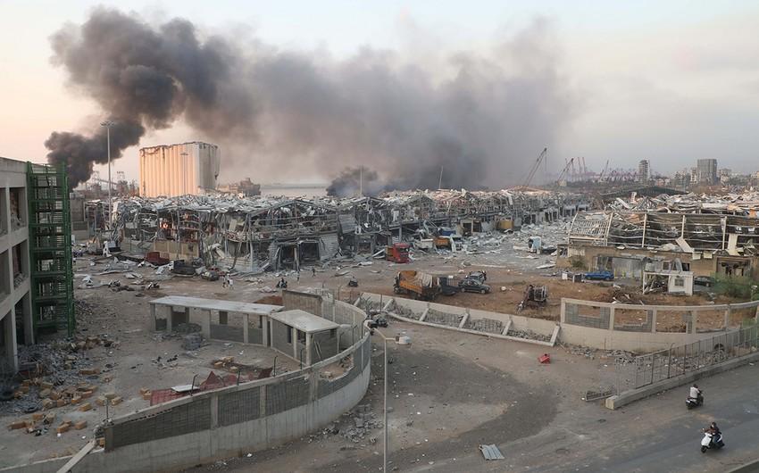Число жертв взрыва в порту Бейрута увеличилось до 171