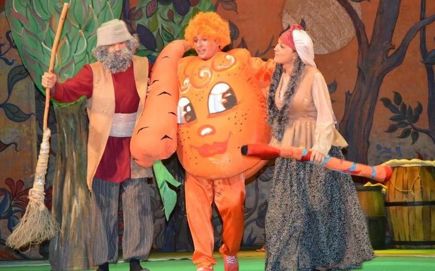 Театр юного зрителя готовится к премьере двух спектаклей