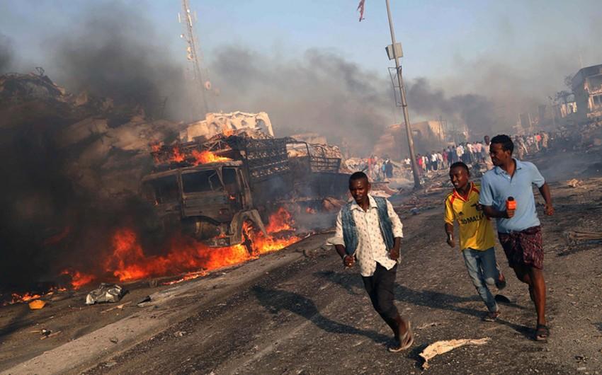 Somalidə üç günlük matəm elan olunub