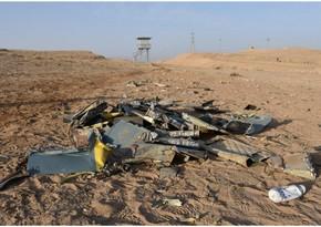 Трое афганских военных погибли при крушении вертолета