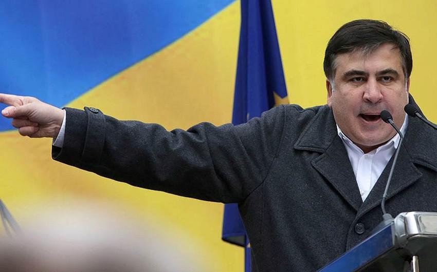 Saakaşvili Ukrayna hökumətinə rəhbərlik etməyə hazır olduğunu bildirib