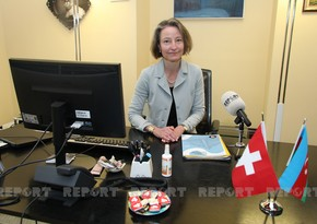 Ambassador Muriel Peneveyre: I am very glad that Swiss national team will play in Baku - INTERVIEW
