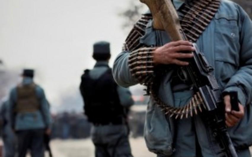 Əfqanıstanda polis 8 həmkarını öldürüb