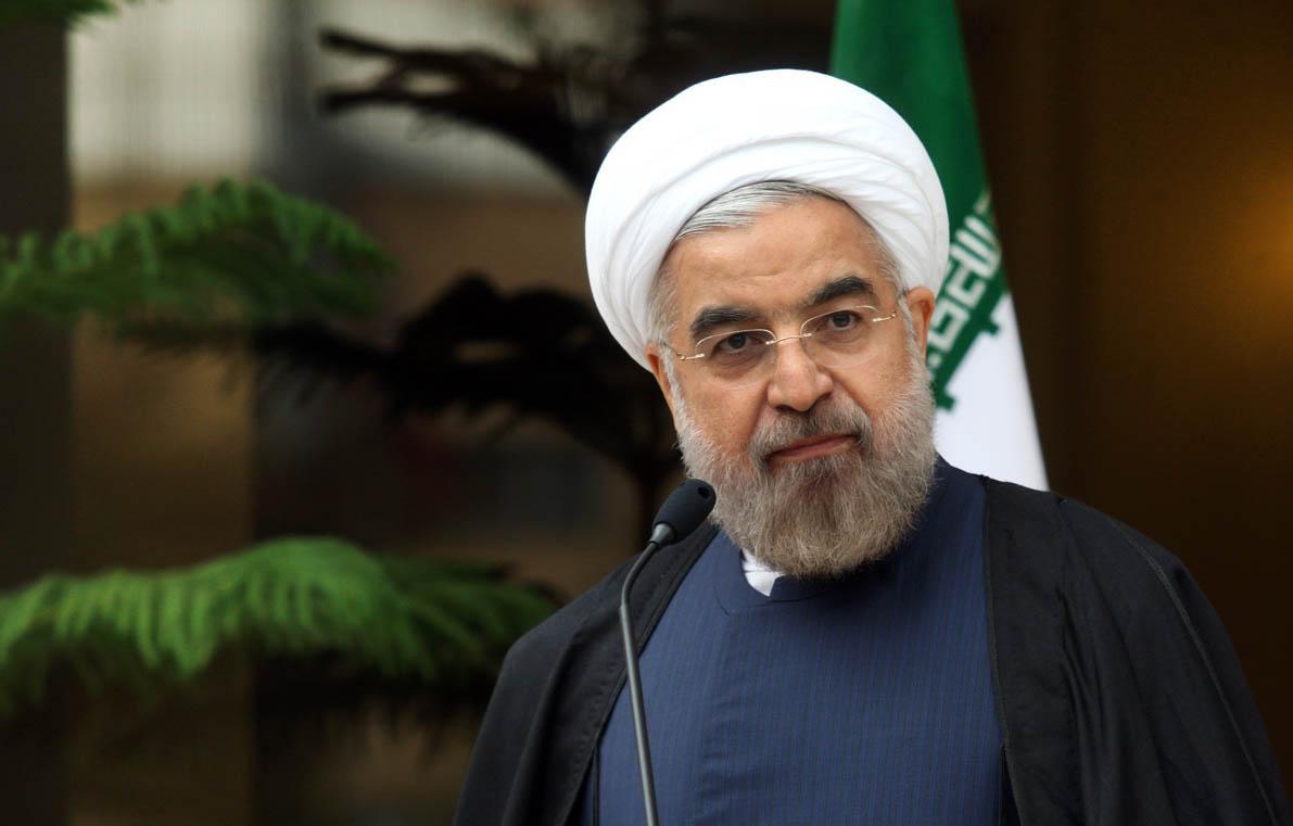 Завершился официальный визит президента Ирана Хасана Рухани в Азербайджан