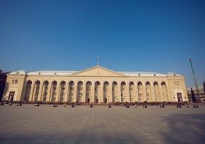 Gəncədə teatr binası və idman sarayının inşasına daha 19 mln manat xərclənəcək