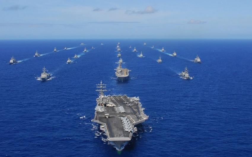 Tramp: ABŞ donanması I Dünya müharibəsi illərindəki vəziyyətindədir