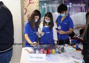 В Баку проходит национальная книжная выставка-ярмарка