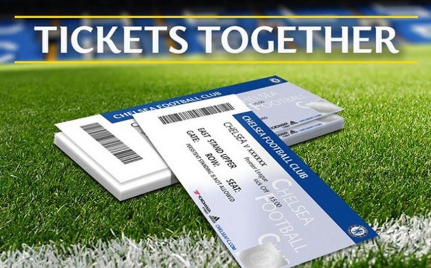 Футбольный клуб Карабах выделил для болельщиков Челси 3 664 билета