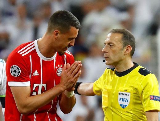 Футболист Баварии ушел из сборной Германии из-за непопадания на ЧМ-2018