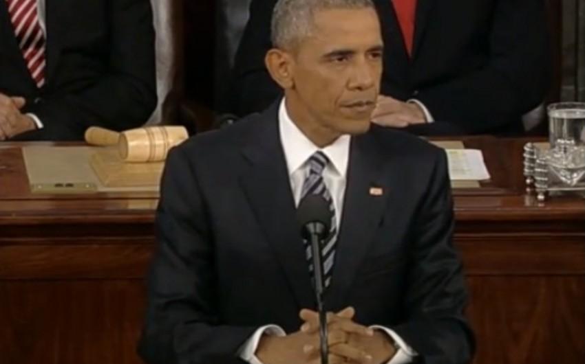 Amerika prezidenti xərçəngin birdəfəlik müalicəsini tapmağa çağırıb