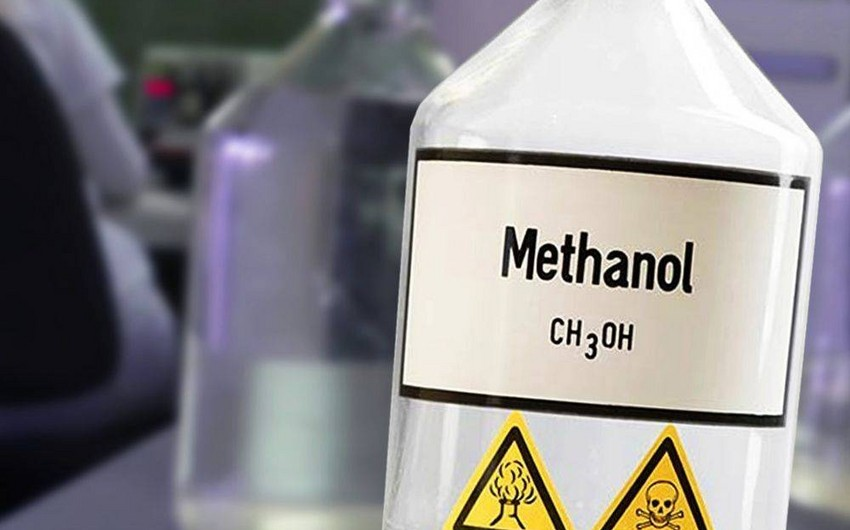 Azərbaycanda metanol istehsalı 68% artıb