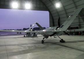UAV crews carry out training flights-VIDEO