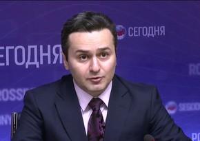 Rusiyadakı erməni diasporu Paşinyanın istefasını tələb edən ordunu dəstəklədi