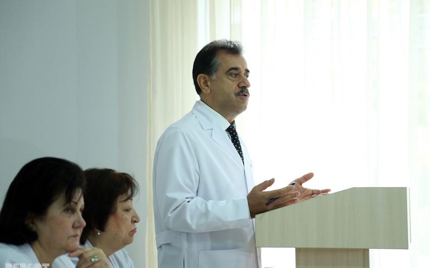 Nümunəvi tibb müəsəssi - Ə.F.Qarayev adına 2 saylı Kliniki Uşaq Xəstəxanası