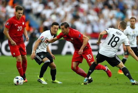 Германия и Польша сыграли вничью - ВИДЕО