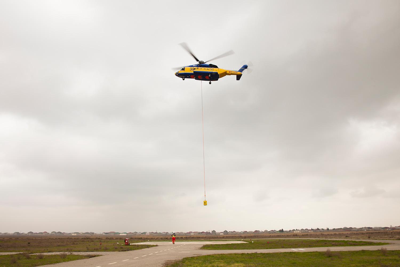 Silk Way Helicopter Services neft-qaz sektoruna xidmət dairəsini genişləndirib