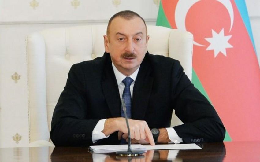 Prezident: Son 15 il ərzində bir dənə də yerinə yetirilməyən vəd olmayıb
