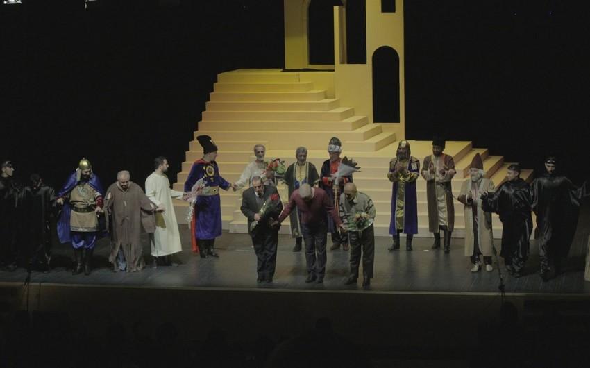 Şəki teatrı mövsümü sentyabrın 20-də açacaq
