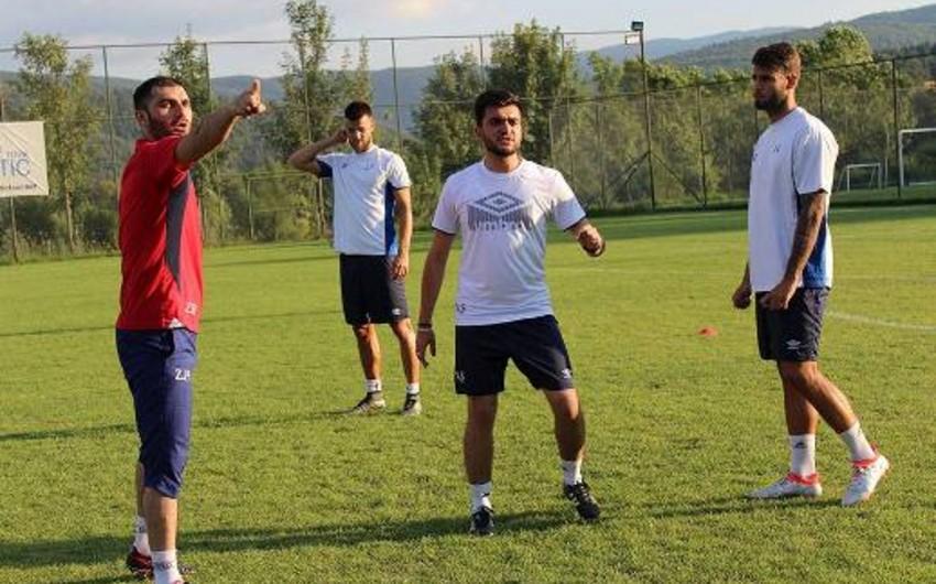 Определился план подготовки еще одного азербайджанского клуба