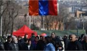 Yerevanda müxalifət yenidən parlamentin qarşısına qayıtdı