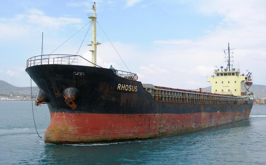 Beyruta azot gətirən gəmi barədə məlumat yayıldı