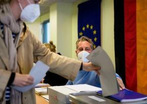 В Германии закрылись избирательные участки