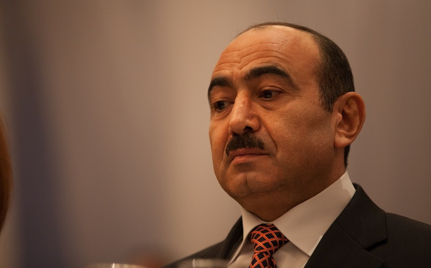 Ali Hasanov: Modern state of Azerbaijan is the greatest masterpieces created by the national leader