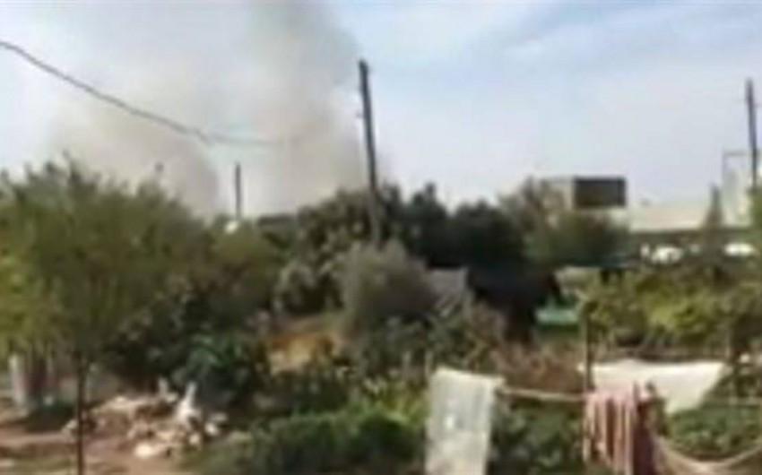 Terrorçular Suriyadan Türkiyəyə top atıb, 2 dinc sakin ölüb