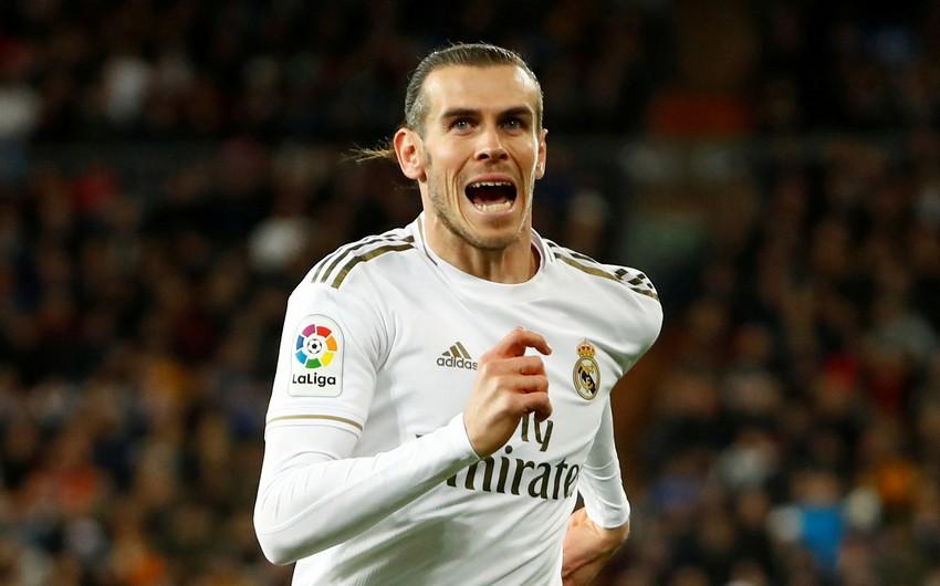 Beyl Real Madridi tərk edir