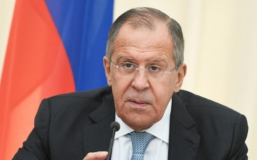 Sergey Lavrov: Azərbaycan və Ermənistan xarici işlər nazirləri faydalı razılaşmalara nail olublar