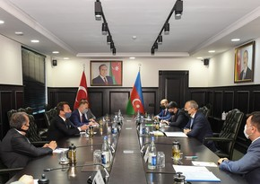 Mikayil Jabbarov: Cooperation with Turkey expanding