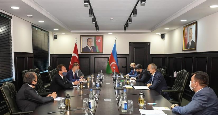 Mikayıl Cabbarov: Türkiyənin tekstil sənayesi ilə əməkdaşlıq genişləndirilir