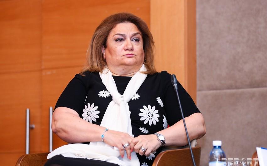 Hicran Hüseynova: Azərbaycanda gender bərabərliyi məsələsinin inkişaf etdirilməsi prioritetdir
