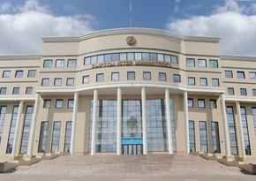 Qazaxıstan Qarabağa dair sazişi alqışlayır