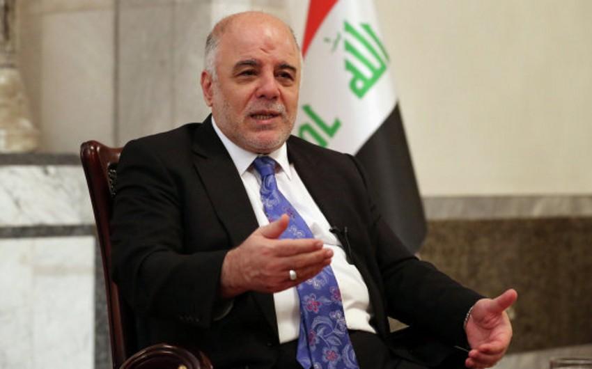 İraqın baş naziri yeni kabinet üzvlərinin siyahısını təqdim edib