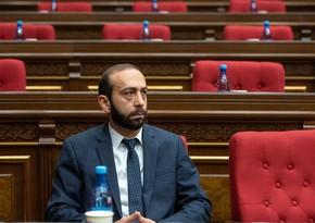 Ermənistan parlamentinin sədri Moskvaya gedəcək